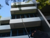 Commercial water poling high rise